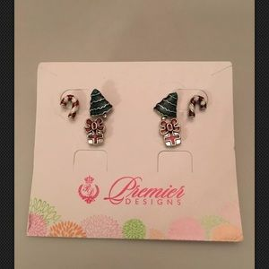 Premier Designs CHRISTMAS PARTY Earrings